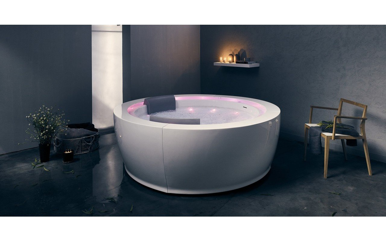 Aquatica Infinity R1 Heated Therapy Bathtub (US version 110V/60Hz)