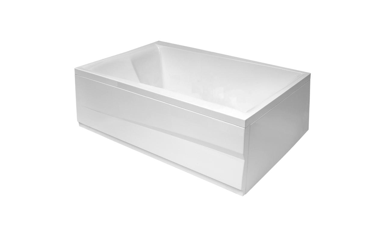 Aquatica Pool Duetto drop in acrylic bathtub 1