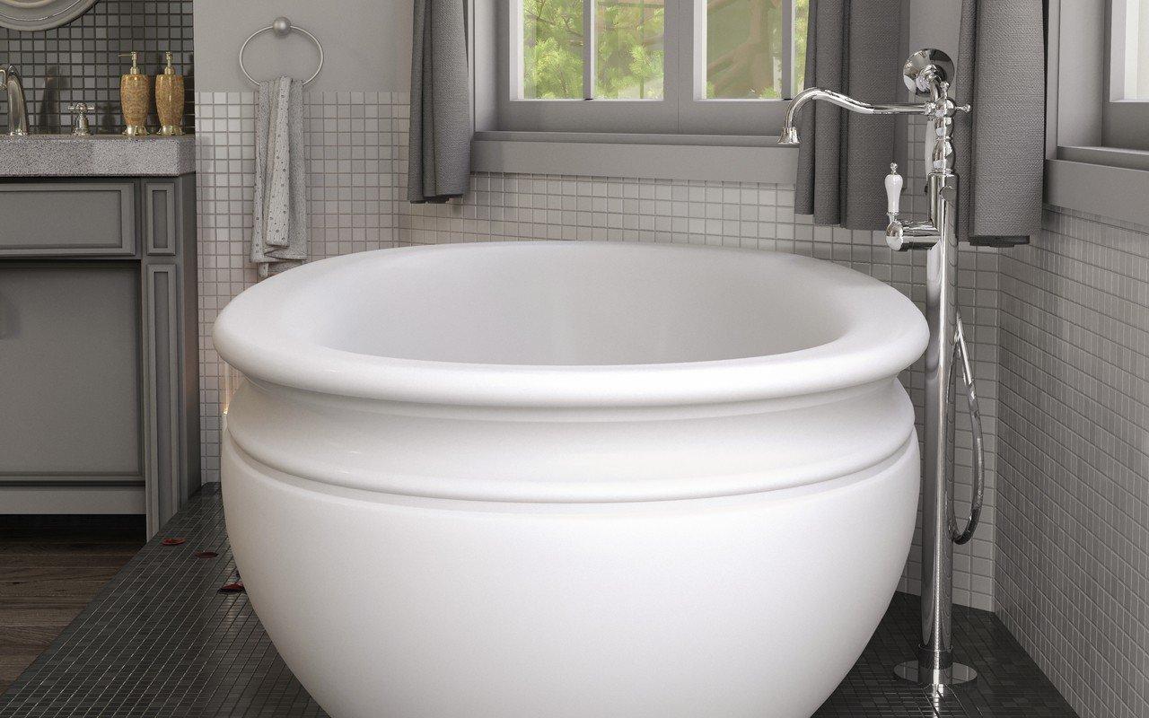 Aquatica caesar faucet floor mounted tub filler chrome 02 (web)