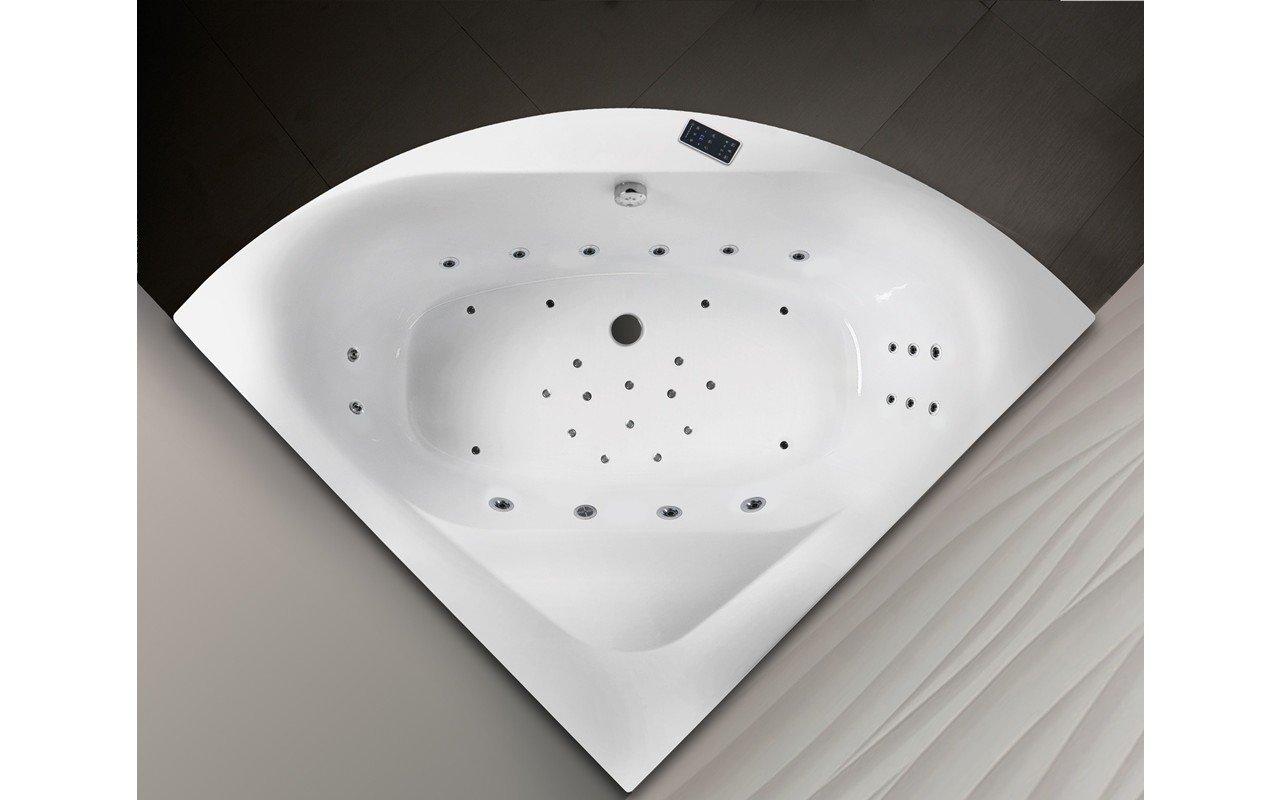 Aquatica olivia wht spa jetted corner bathtub int web 03