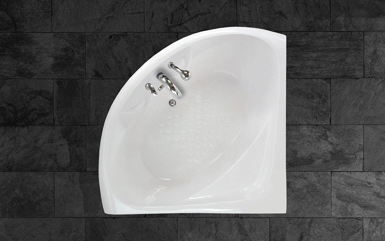 Aquatica purescape 315 corner acrylic bathtub web 06