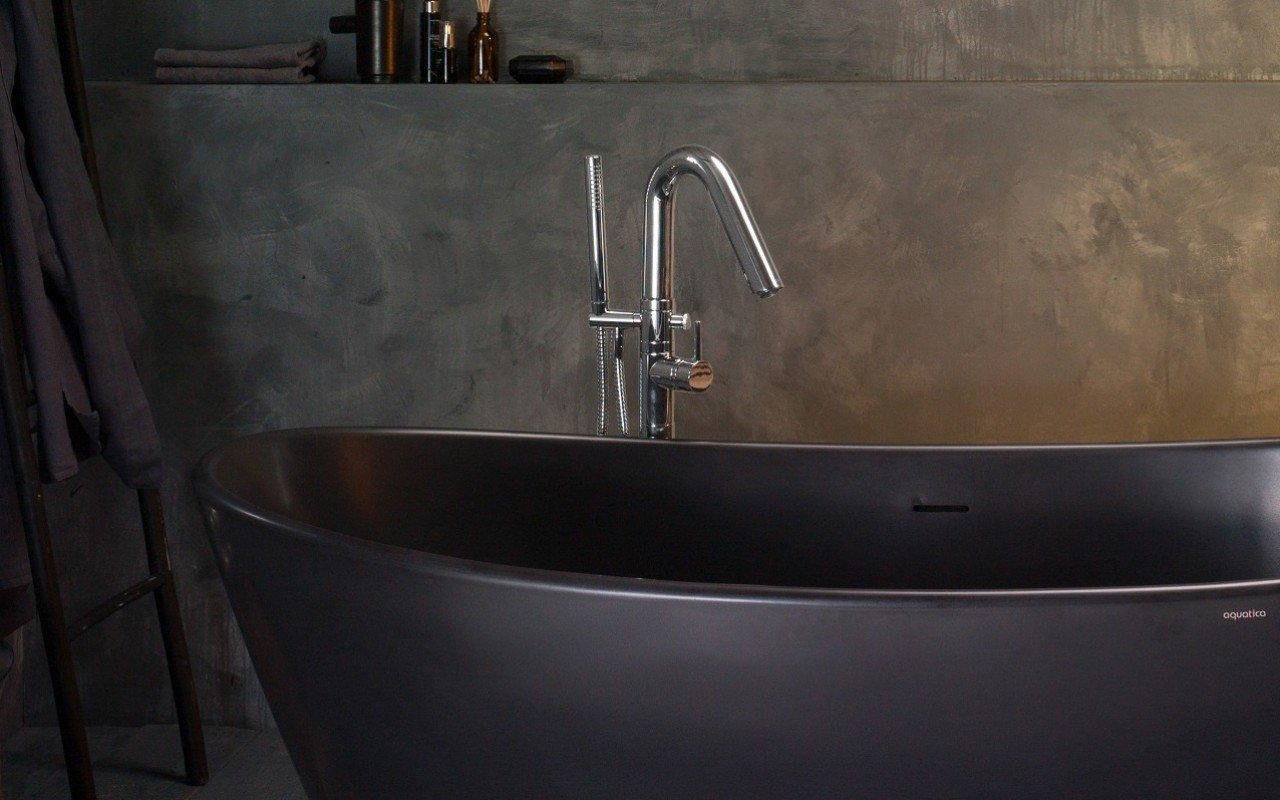 Colonna Faucet U2013 Floor Mounted Tub Filler (5) Web
