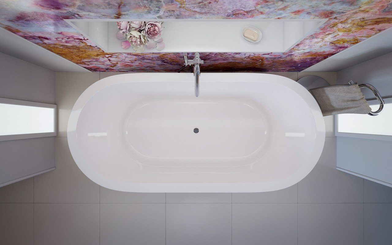 Gloria Wht Freestanding Acrylic Bathtub 4 3 Web