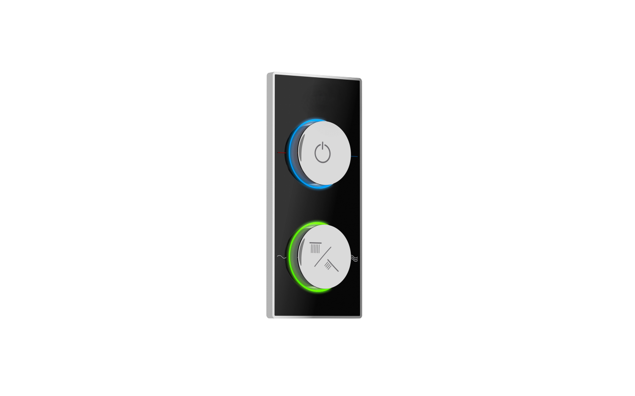 IQ Smart Shower Black Control 01 (web)