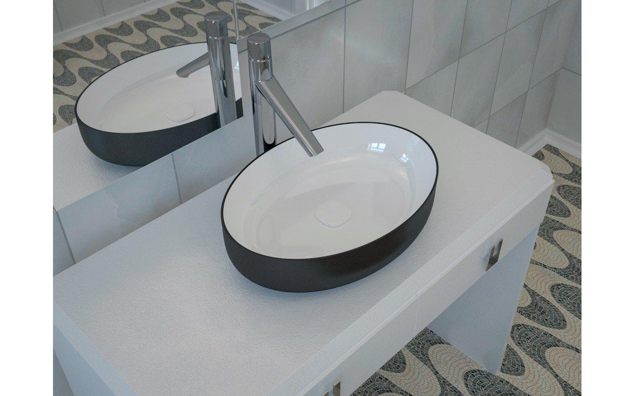 Metamorfosi Black Wht Oval Ceramic Vessel Sink 3D web (1)