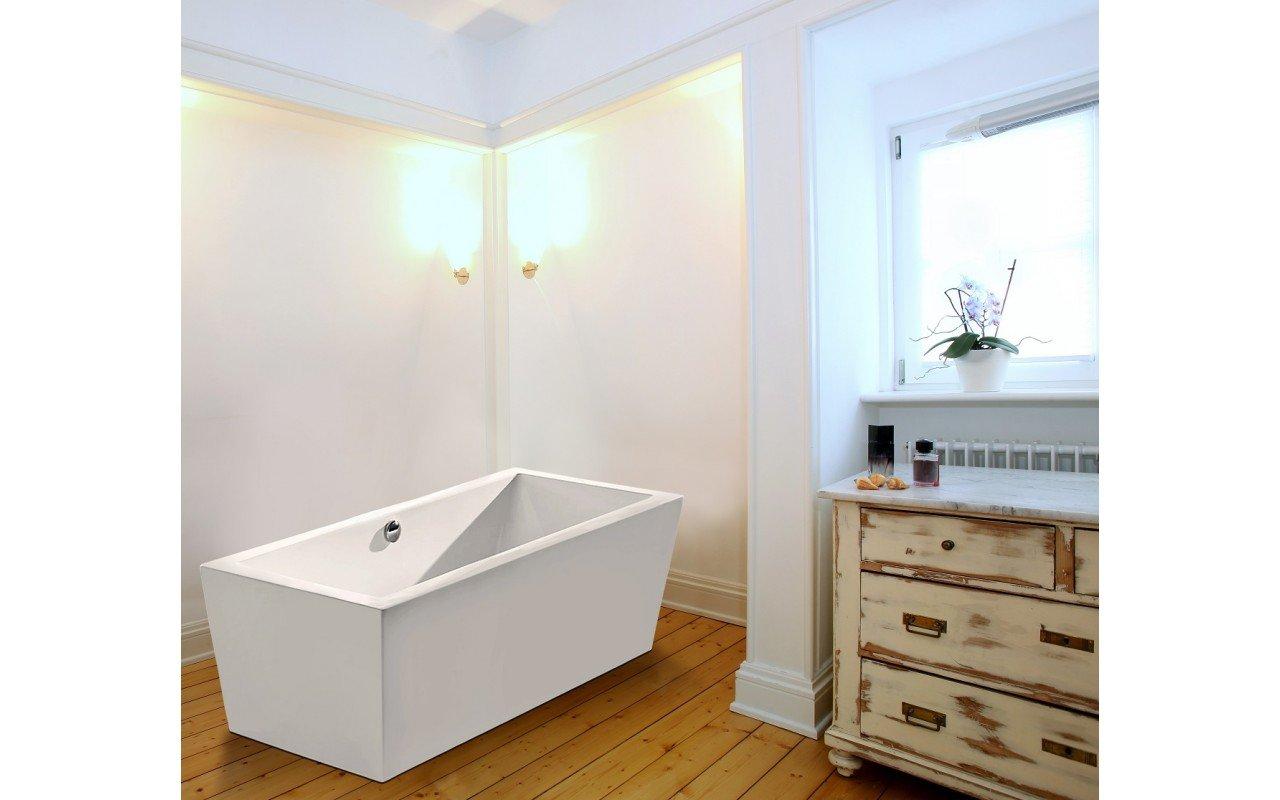 PureScape 026 Freestanding Acrylic Bathtub by Aquatica web 5 1