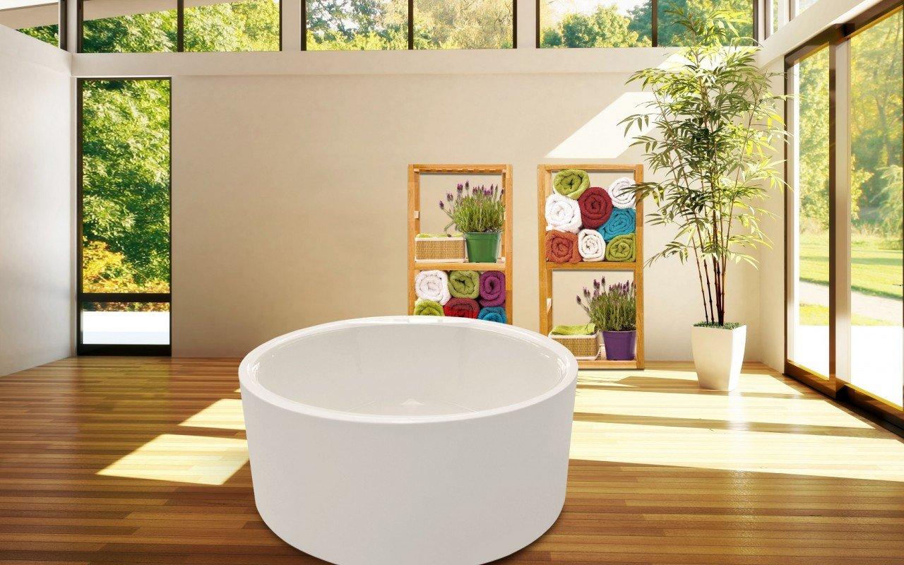 Purescape 308 Round Bathtub (3) web