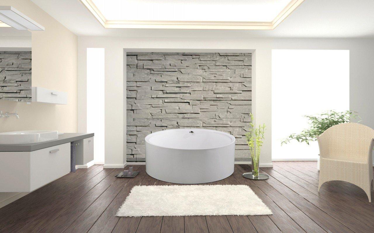 Purescape 308 Round Bathtub web (2)