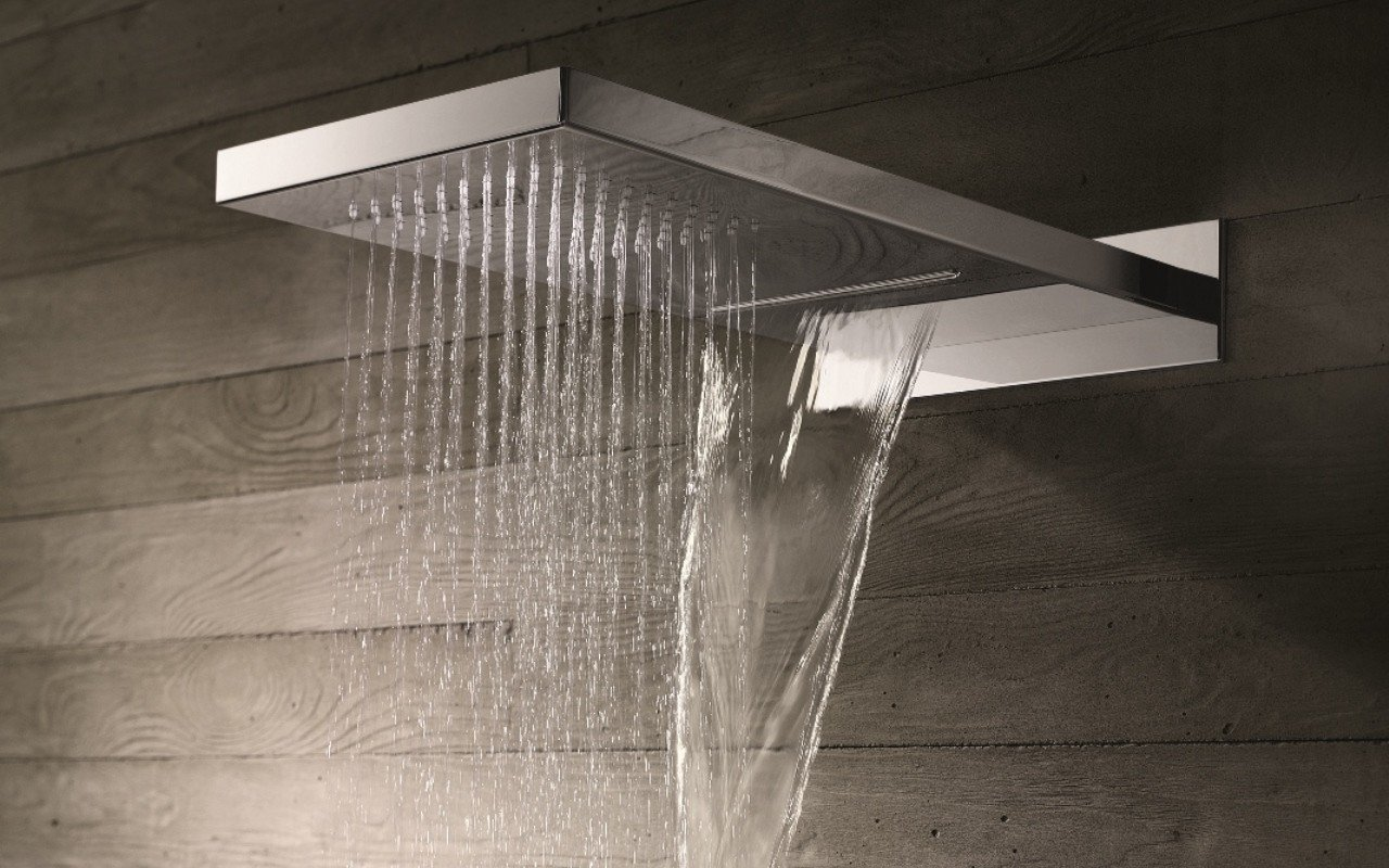 Spring RC-550/320-A Wall-Mounted Shower Head