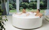 Allegra Round Freestanding Bathtub 3