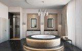 Allegra wht built in relax acrylic bathtub by Aquatica 03 (web)