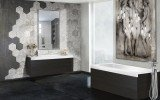 Pure 1d by aquatica back to wall stone bathtub with dark decorative wooden side panels 02 1 (web)