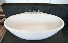 Aquatica sensuality mini wall back to wall solid surface bathtub 5 web