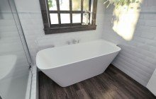 Arabella L Wht Corner Solid Surface Bathtub (3)