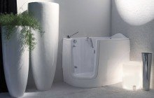 Baby Boomer L Tranquility Heated Corner Walk In Bathtub web 02
