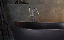 Colonna Faucet – Floor Mounted Tub Filler (5) web