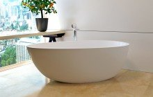 Spoon 2 Freestanding Solid Surface Bathtub (1)