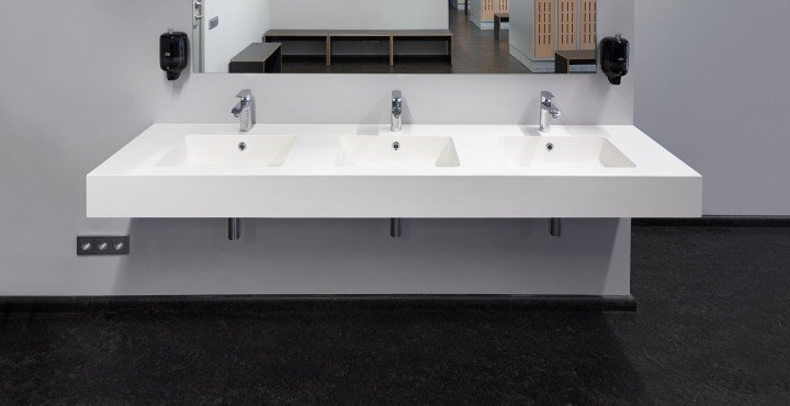 aquatica lantana c wht stone lavatory our stores commercial bathroom sinks