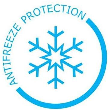 Antifreeze protection web