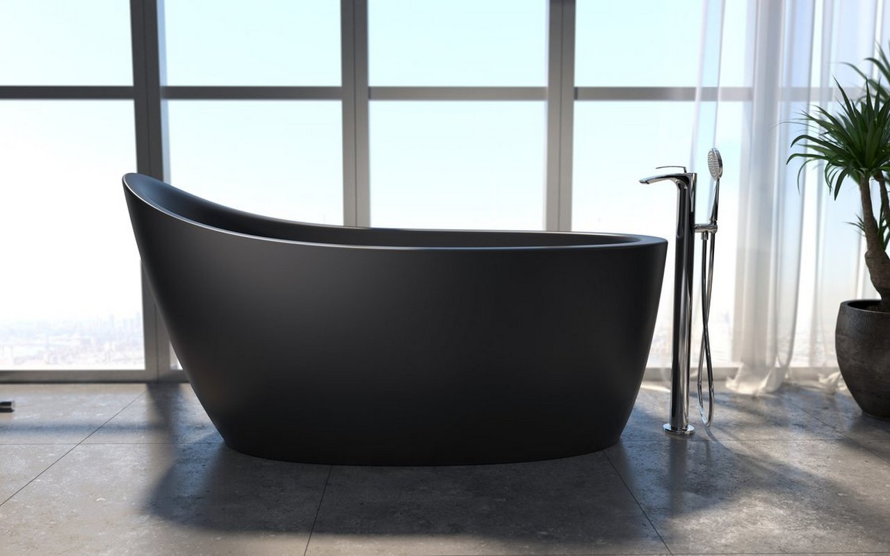 Aquatica Emmanuelle 2 Black Freestanding Solid Surface Bathtub 02 1 (web)