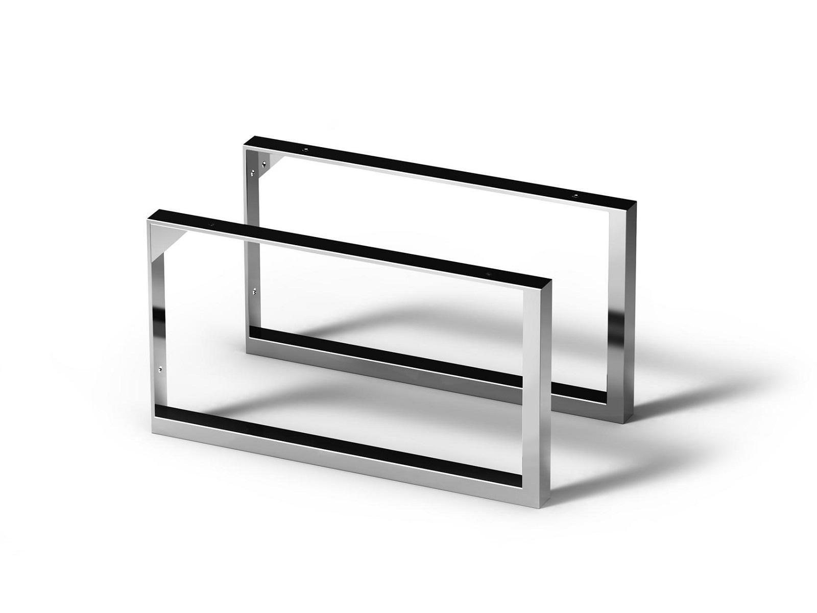 Aquatica Brackets for washbasin Bravado stainless steel