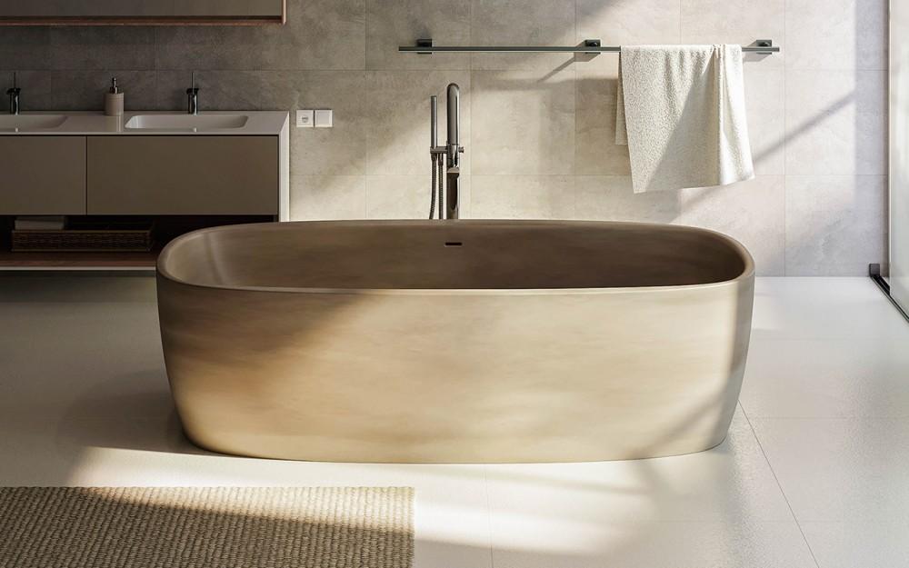 Aquatica coletta concrete freestanding solid surface bathtub web 02