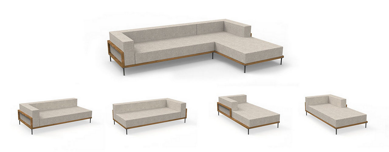 Cleo Modular Sofa by Talenti Variations