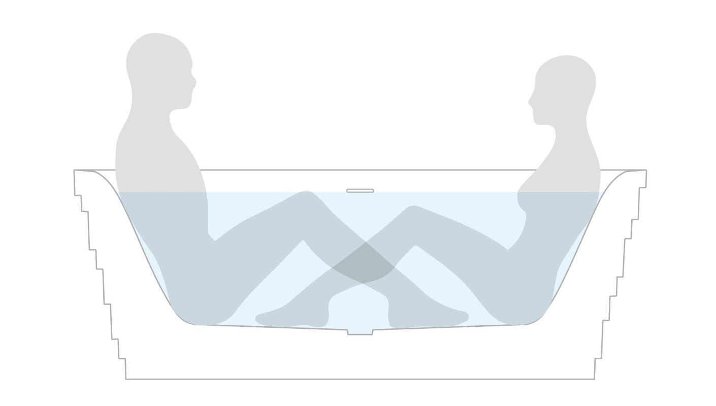 Dune Sensual Soak For Two Bathers