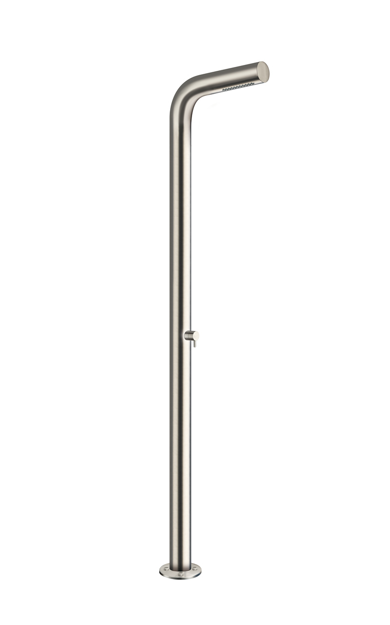 Gamma 520 freestanding outdoor shower (web)