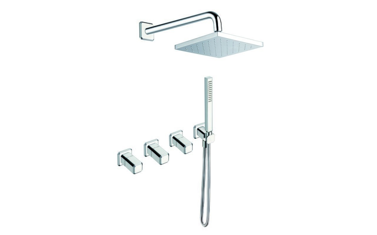 Loren SS 619 Complete Pre Configured Shower System (web)