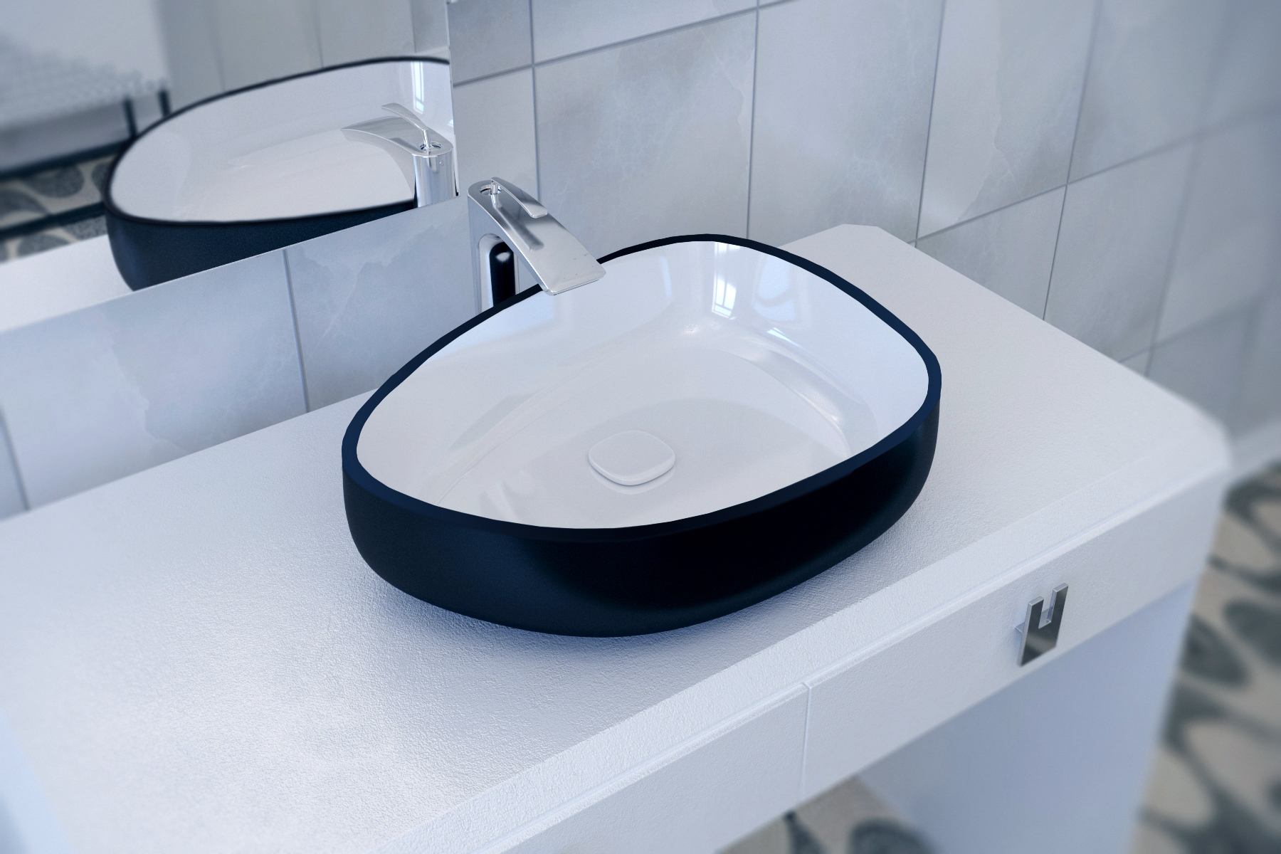 Bathroom sink dreamy person beautiful vessel bathroom sinks Black vessel bathroom sink