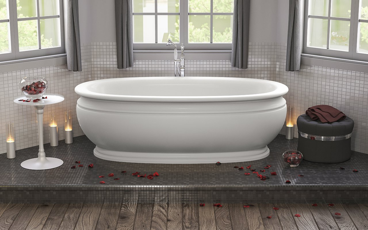 Timeless Freestanding Bath | Olympian™ by Savio Vintage tub