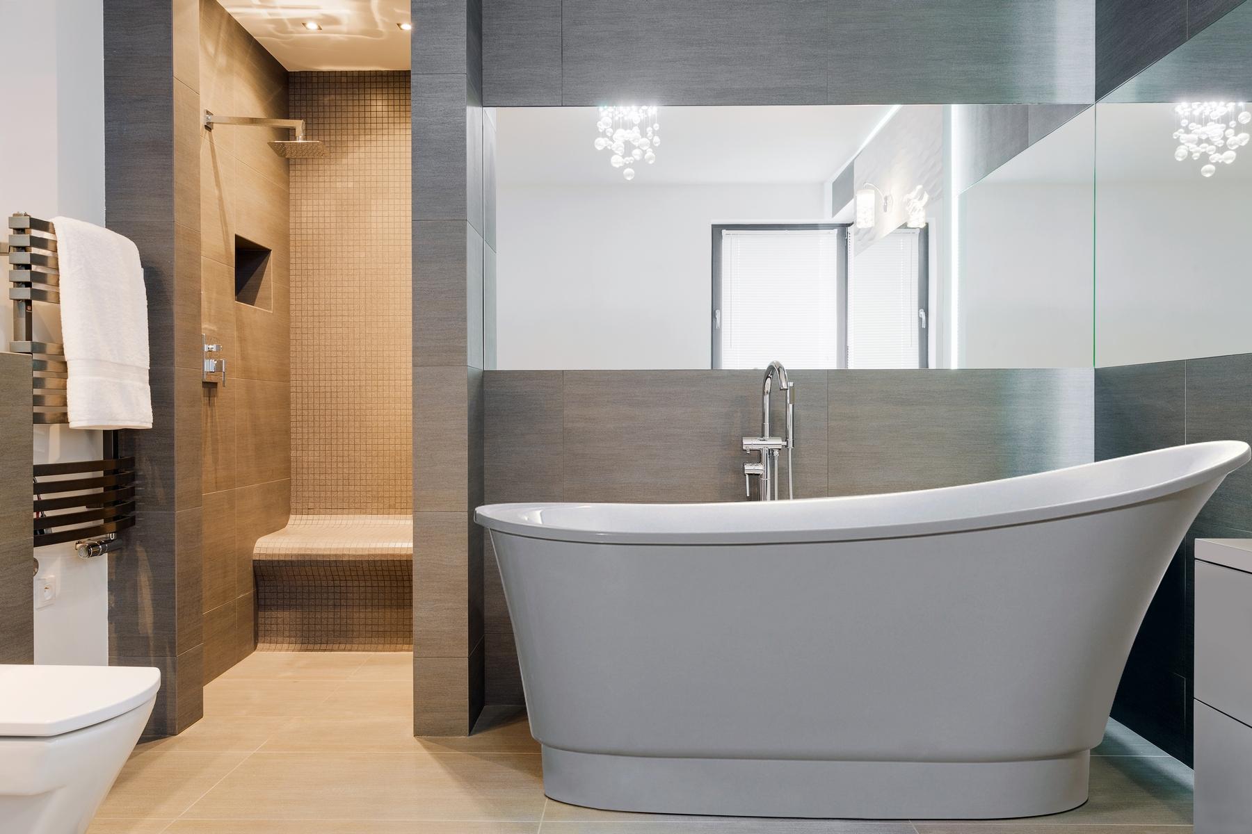 Aquatica PureScape™ 060 Freestanding Acrylic Bathtub