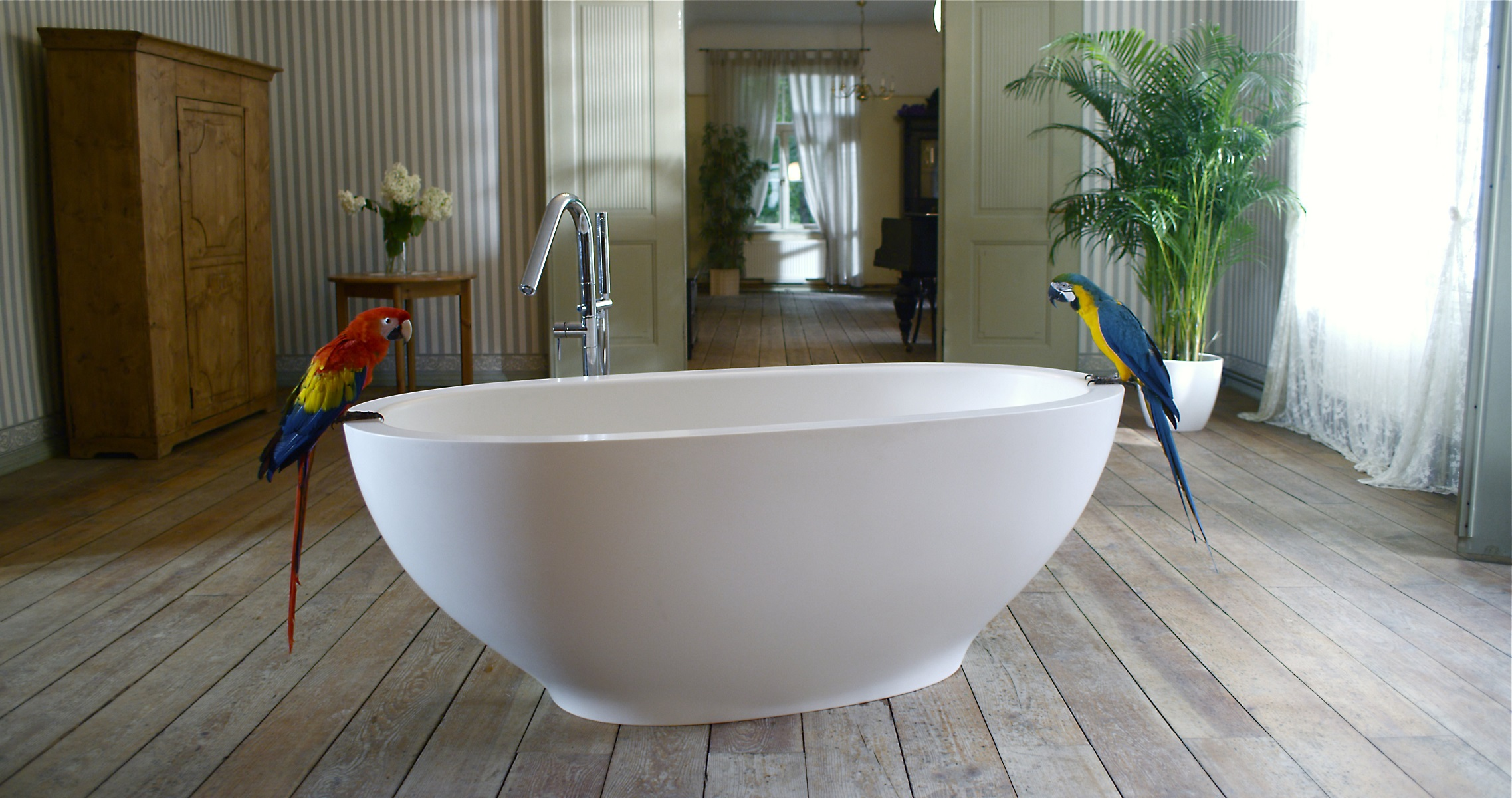 Purescape 503 Large Oval Stone Bathtub web (7)