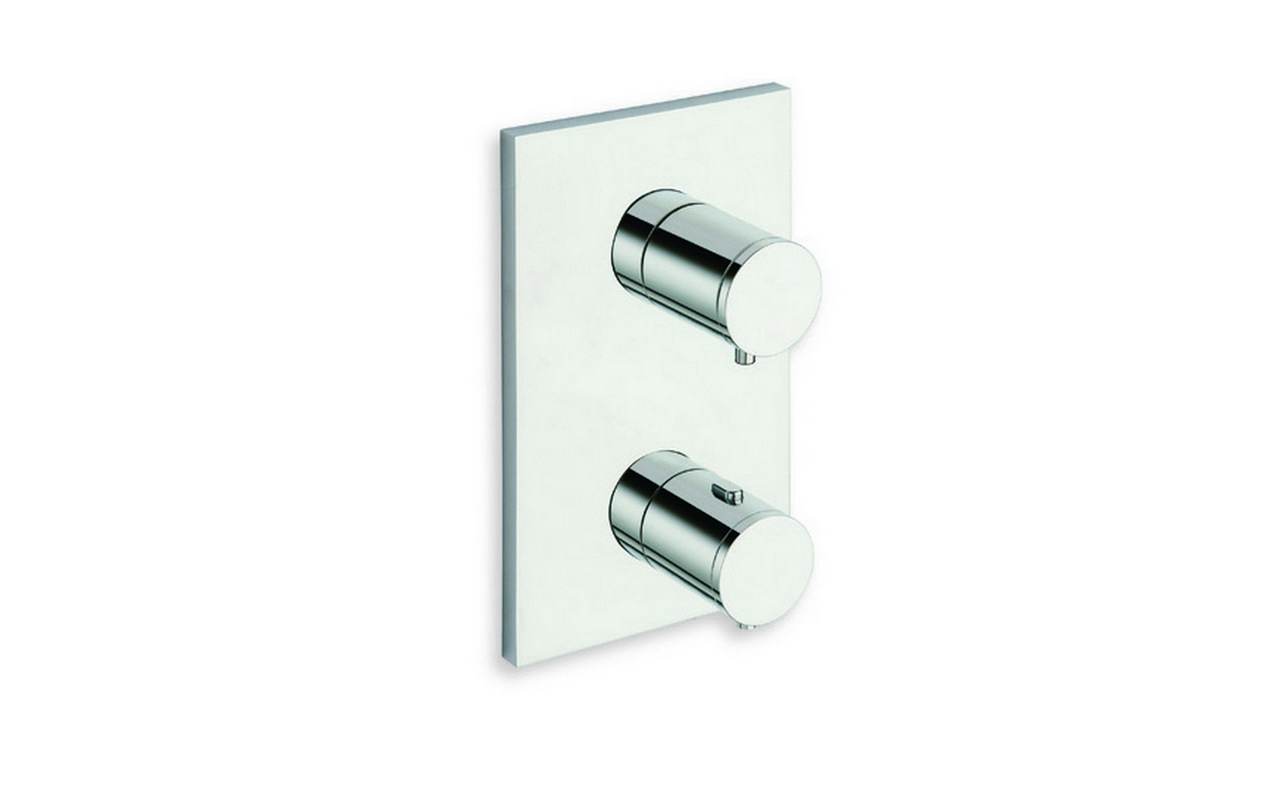 RD-752 High Throughput Thermostatic Valve with Built-In Diverter and ...