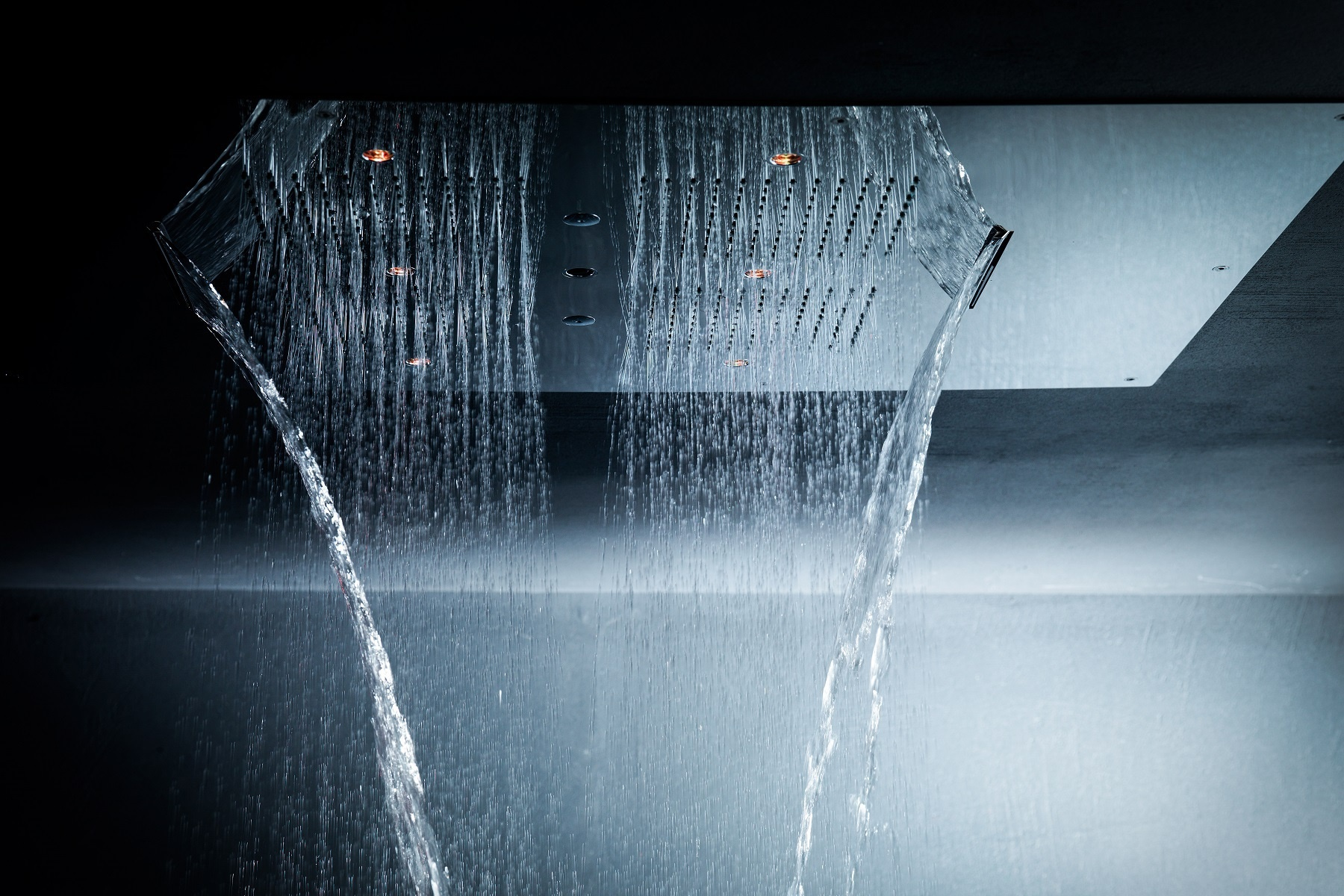 Infinity MCRC-850/540 Built-In Shower Head