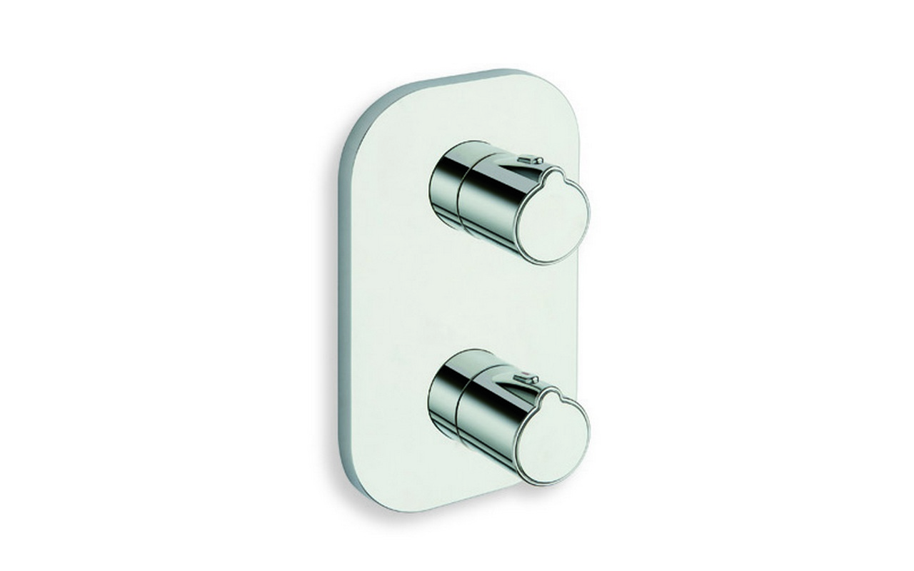 Techno Thermostatic Shower Control web