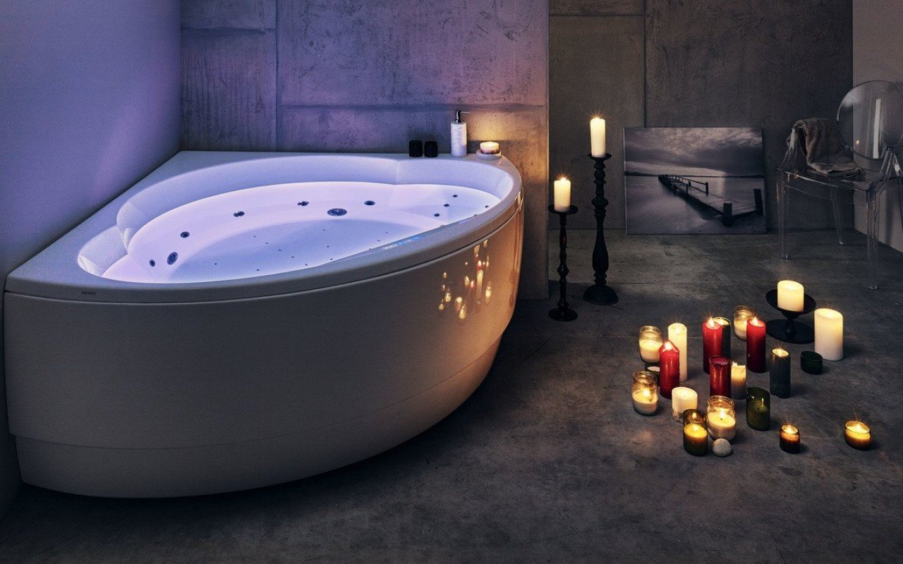 Aquatica Cleopatra Wht HydroRelax Pro Jetted Bathtub 220 240V 50 60Hz USA International 06 (web)