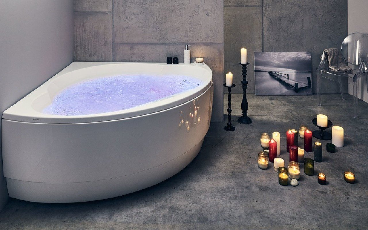 Aquatica Cleopatra Wht HydroRelax Pro Jetted Bathtub 220 240V 50 60Hz USA International 05 (web)