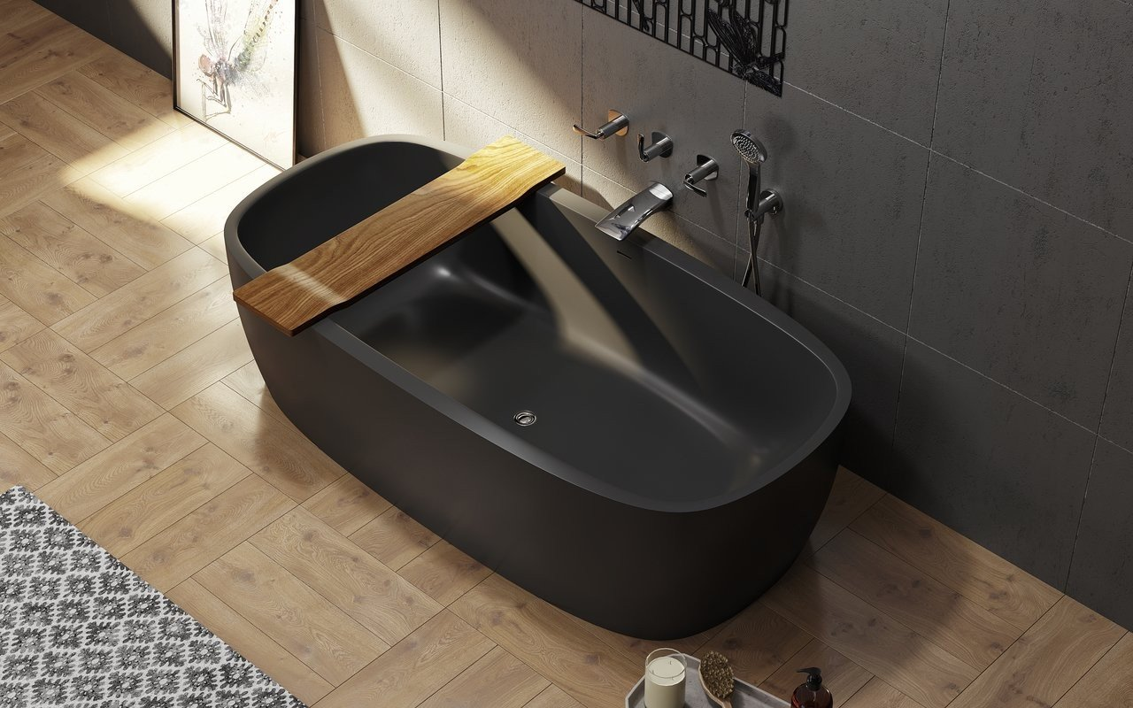 Coletta black freestanding solid surface bathtub 09 (web)