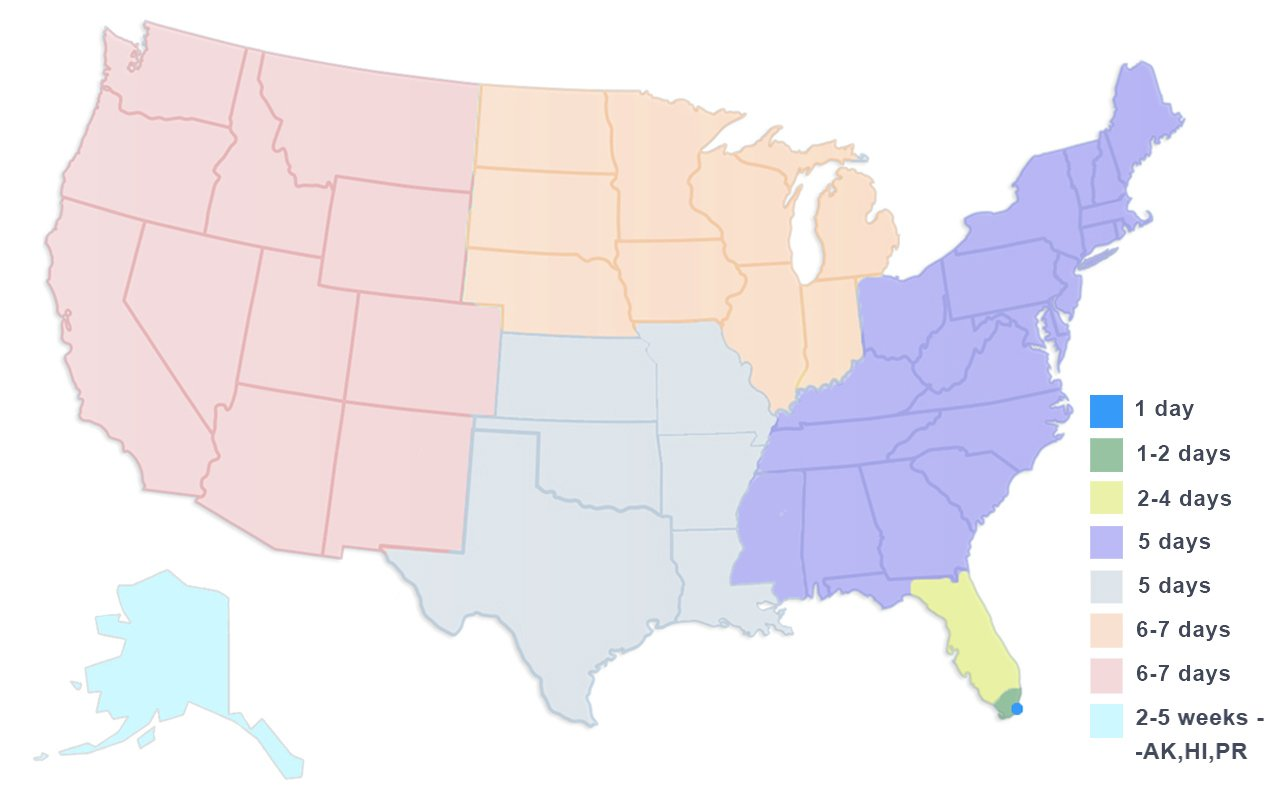Delivery fees within continental USA 01 (web)