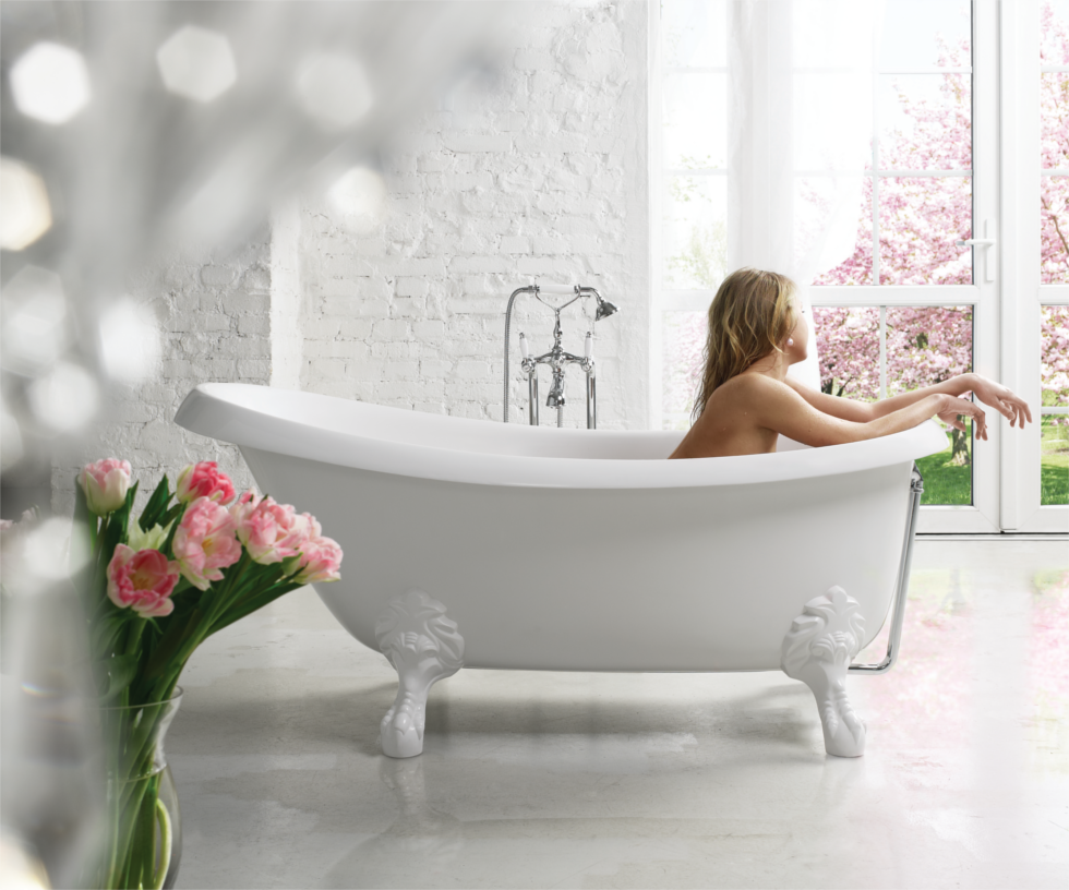 A Brief History on the Invention and Rise of the Bathtub