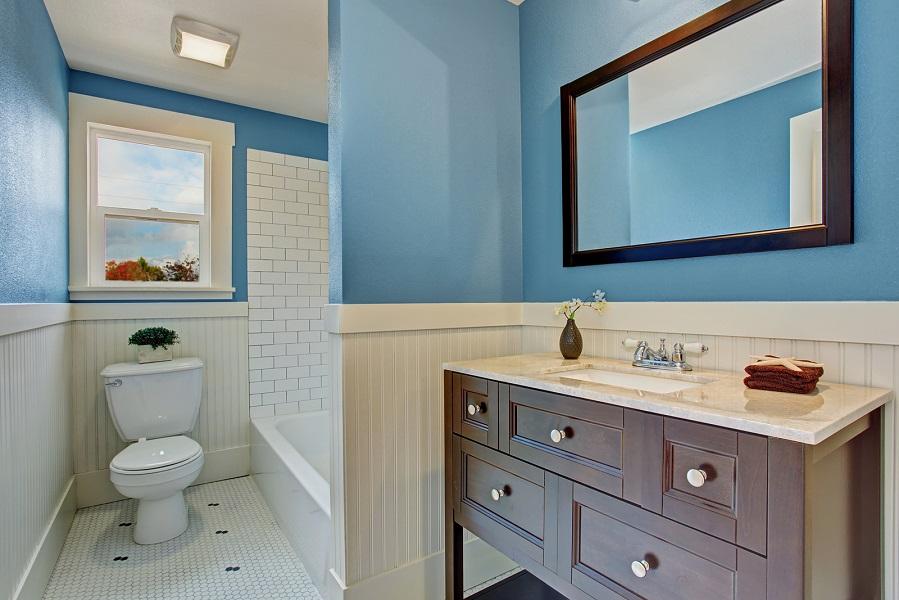 Bathroom furniture by Aquatica