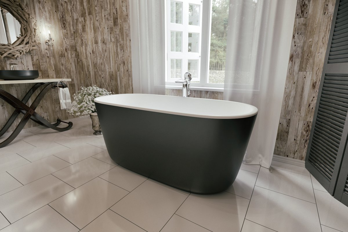 Nine small freestanding baths for petite bathrooms - Soaking tubs for small bathrooms ...