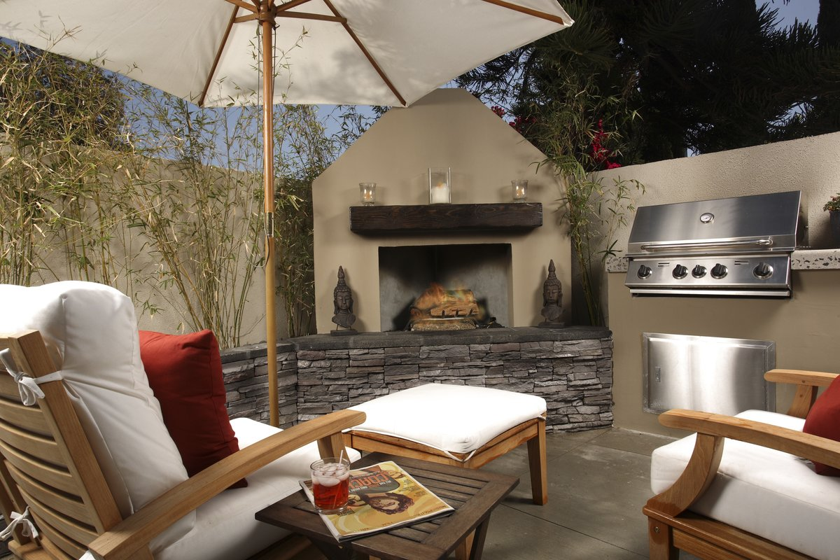 Adding Fire to Outdoor Spaces