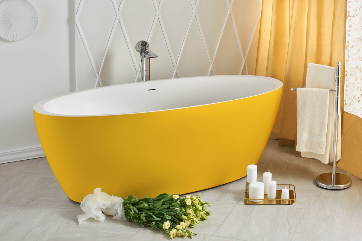 sensuality wht freestanding solid surface bathtub yellow (web)
