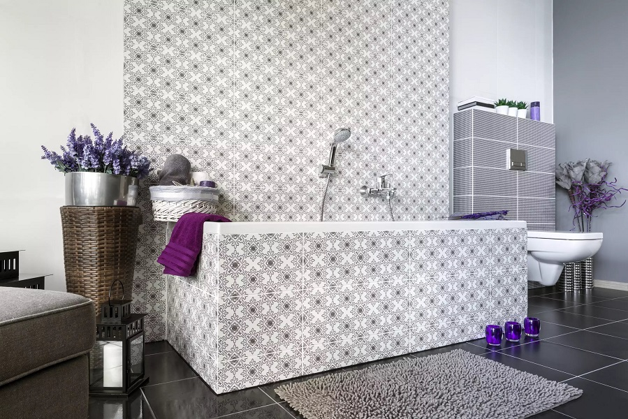 updating your bathroom walls for a simple but effective bathroom revamp 71064